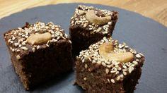 Bolo de chocolate sem farinhas / Bizcocho de chocolate sin harinas – PaleoliTips