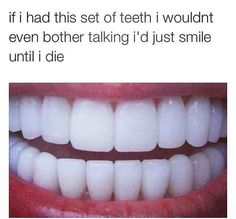Yuup let me grace you with my beautiful teeth | Pinterest: @stylishchic14 ⇜✧≪∘∙✦♡✦∙∘≫✧⇝