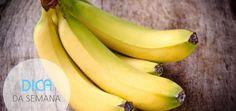 Coma uma Banana por dia!