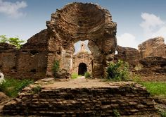 #MEXICO. Ruinas jesuitas en Cosalá, Sinaloa.