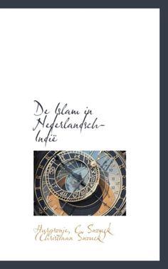 de Islam in Nederlandsch-Indie