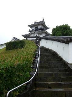 Japanese Castle -kakegawa