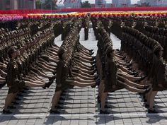 North Korea marks 60 years since Korean War with massive 'Victory Day' parade (Photo: David Guttenfelder / AP)