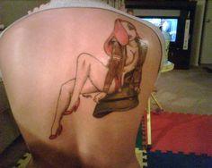 Firefighter Jessica Rabbit Personal Picture Picture Wrist Tattoos Girls, Girl Tattoos, Female Rabbit, Leo Constellation Tattoo, Leo Zodiac Tattoos, Rabbit Tattoos, Jessica Rabbit, Flower Tattoo Designs, Firefighter