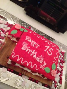 Lenas Birthdaycake