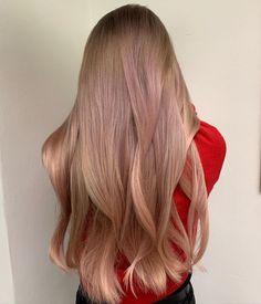 """97 To se mi líbí, 1 komentářů – Karolína Machovič (@karolmachovic) na Instagramu: """"ASHY BLUSH Nové vlasy pro @jasmin_official, nemohla se rozhodnout, jestli blond nebo i něco…"""" Blushes, Jasmine, Long Hair Styles, Beauty, Instagram, Rouge, Long Hairstyle, Blush, Long Haircuts"""