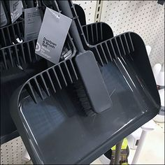 Mops And Brooms, Store Fixtures, Wire Baskets, Hooks, Target, Retail, Wall Hooks, Target Audience, Sleeve