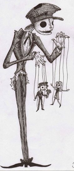 The puppet master– Oh they know how to pull peoples strings