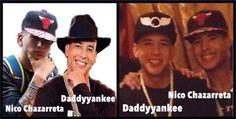 Nico Chazarreta Daddyyankee
