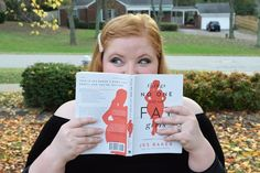 """I share my favorite passages from Jes Baker's """"Things No One Will Tell Fat Girls"""" and how I hope to take them to heart to live a fuller, happier life. #jesbaker #themilitantbaker #thingsnoonewilltellfatgirls"""