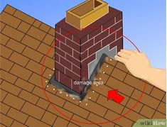 Image Led Repair A Leaking Roof Step 18 House Diy Home