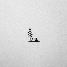 24 Minimalist Tattoo Designs – Catch Your Tiny Inspiration - Trend Tattoo Fonts 2019 Body Art Tattoos, Tatoos, Tattoo Art, Sexy Tattoos, Poke Tattoo, Nature Tattoos, Pretty Tattoos, Awesome Tattoos, Tattoo Quotes