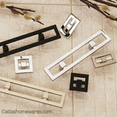 The Polished Chrome Finish Of The Sutton Series Decorative Cabinet Hardware  Collection From Jeffrey Alexander Includes 5 Sizes Of Cabinet U0026 Drawer U2026