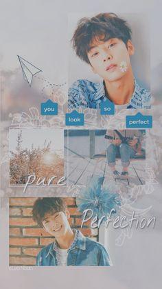 Cha Eun Woo, Astro Wallpaper, Disney Wallpaper, Blue Aesthetic, Kpop Aesthetic, Kim Myungjun, Park Jin Woo, Cha Eunwoo Astro, Chines Drama