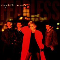 Eighth Wonder - Fearless (CBS Records, 1988).