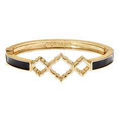 Triple Cut-Out Spade Bracelet |