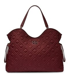 Tory Burch Marion Quilted Slouchy Baby Bag  : Women's View All
