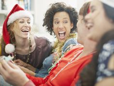 33 Christmas Party Games for the Office or Your Holiday Party: Christmas Win, Lose, or Draw Christmas Party Themes For Adults, Funny Christmas Games, Xmas Games, Adult Christmas Party, Holiday Party Games, Adult Party Themes, Office Christmas, Holiday Parties, Holiday Trivia