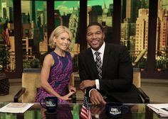 """On today's """"LIVE with Kelly and Michael,"""" hosts Kelly Ripa and Michael Strahan announced that the top morning talk show will head west to Southern California for five shows originating from the Disneyland Resort, airing May 18-22, 2015! Main Street, U.S.A., and Sleeping Beauty Castle will provide the stunning backdrop for """"LIVE's"""" five broadcasts."""