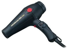 Turbo Power Twinturbo 3000 Ionic Professional Hair Dryer No. 322A -- This is an Amazon Affiliate link. You can get additional details at the image link.