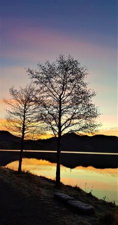 Edlandsvannet, Ålgård Norway, Celestial, Sunset, Pictures, Photos, Travel, Outdoor, Outdoors, Viajes