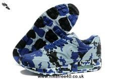 2013 New Releases Air Max 1 87 Mens Shoes Pixel Blue For Sale