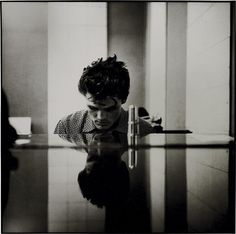 Chet Baker: Jazz musician, by William Claxton