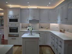 cute smaller kitchen
