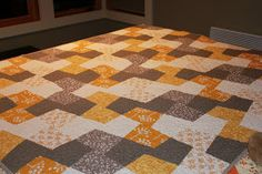 Shiner's view ...: Tutorial - Geographic Patchwork