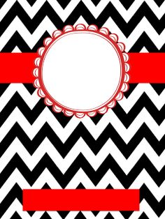 Sweet Sweet Second Grade Gretchen Hilley: Binder Covers Anyone? Cute Binder Covers, Binder Cover Templates, School Organization, Organizing, Notebook Covers, Teaching Tools, Label Design, Second Grade, Getting Organized
