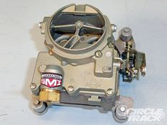 Rochester 2G Carburetors - Making The Rochester 2G Work For Me (And You) Open End Wrench, Race Engines, Heavy Equipment, Barrel, Two By Two, Engineering, Racing, Headers, Classic Cars