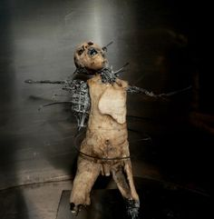 olivier de sagazan sculpture - Google Search