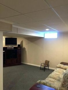 13 Creative Basement Remodeling Ideas for 2020 Cost To Finish Basement, Finished Basement Company, Old Basement, Basement Remodel Diy, Modern Basement, Basement Flooring, Basement Renovations, Basement Apartment, Basement Ideas