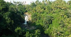 Tegenungan waterfall, Bali Bali, Waterfall, Outdoor, Temple, Waterfalls, Illusions, Tourism, Outdoors, Outdoor Games