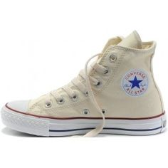 ef1246e6aed4 Converse Shoes Beige Chuck Taylor All Star Classic Womens Mens Canvas  Sneakers Hi Tops