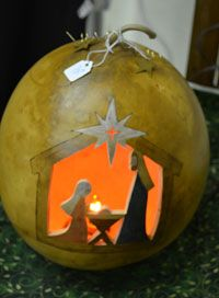 Meadowbrooke Gourds - Nativity