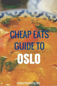 Cheap eats guide to Oslo is brought to you by local Norwegian food blogger, Elin Reitehaug. She shares her favourite cheap eats from Oslo. The culinary delights range from bakery goods, Afghan food, sushi, Indian food, delicious pizza, the largest falafel and kebabs in pita or rolls, the most charming pub in town, Thai food and a fast food noodle bar. Oslo is a city not normally associated with the word budget, but if you follow these tips you can eat cheaply but well.
