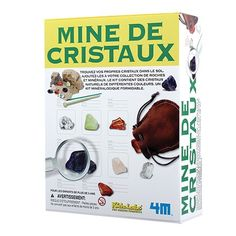 Kidzlabs Crystal Mining Kit - DIY Geology Science Dig Excavate Gemstones Minerals - STEM Toys Gift for Kids & Teens, Boys & Girls, Toys For Boys, Kids Toys, Science Experiment Kits, Toys R Us Canada, Science Toys, Rock Collection, Kits For Kids, Toys Online, Toys Shop