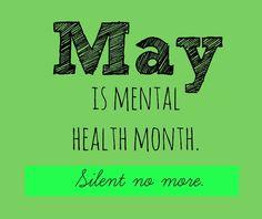 Image result for mental health month 2019