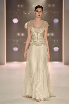 Stasia Wedding Dress The Modern Muse – A Sophisticated and Magical Bridal Collection from Gwendolynne