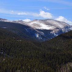 Beautiful Colorado Rockies ☺️