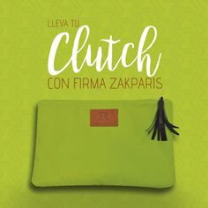 Lleva tu clutch con firma Zakparis y destácate entre tus amigas. Zakparis.com  #Clutch #Bags #Chic #Tendencia #ZaK #ZakLove #Instagood