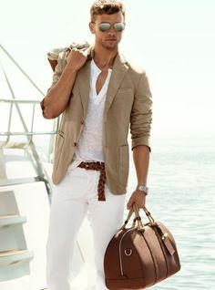 Michael Kors   Men's Fashion   Menswear   Men's Outfit for Spring/Summer   Moda Masculina   Shop at designerclothingfans.com