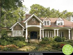 Ideas specifically for ranch style remodels
