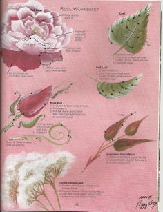 Easy Heirloom Furniture by Peggy Boyd Decorative Tole Painting Craft Book - 3