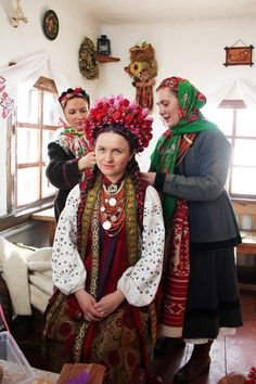 Photo by Anna Senik, www.ladna-kobieta...Ukraine, from Iryna with love