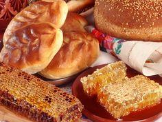 #alimento, #tortas, #panales de miel, #Paño, #miel