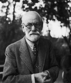 Sigmund Freud, neurologo, psicoanalista (1856 - 1939)