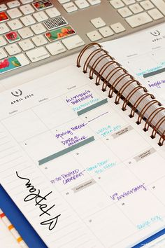 Emily Ley Simplified Planner on Modish and Main