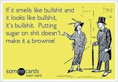 HaHa!  Sounds like our political machine in Washington..